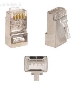 سوکت شبکه امپ CAT6 SFTP